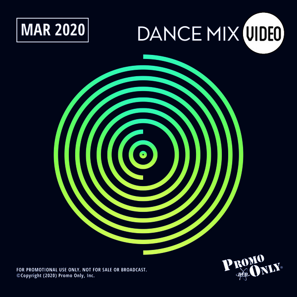 Dance Mix Video March, 2020 Album Cover