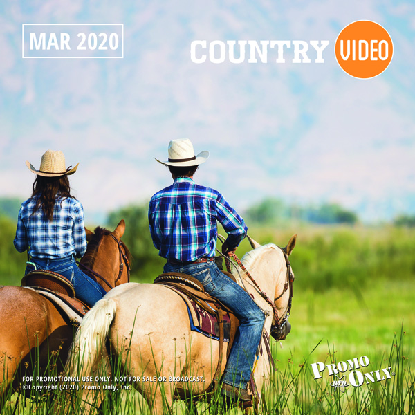 Country Video March, 2020 Album Cover
