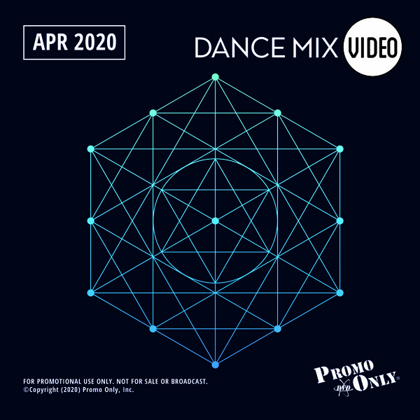Dance Mix Video April, 2020 Album Cover