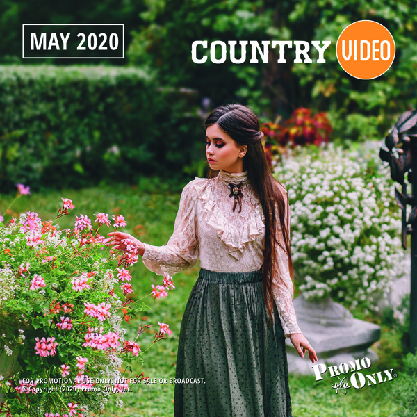 Country Video May, 2020 Album Cover