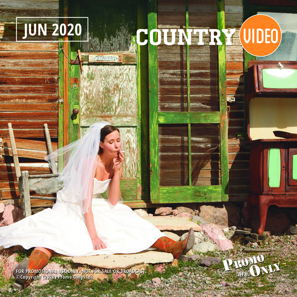 Country Video June, 2020 Album Cover