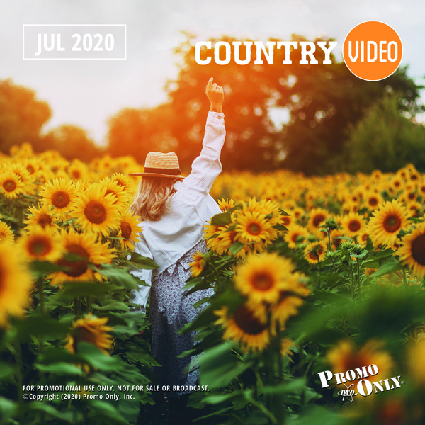 Country Video July, 2020 Album Cover