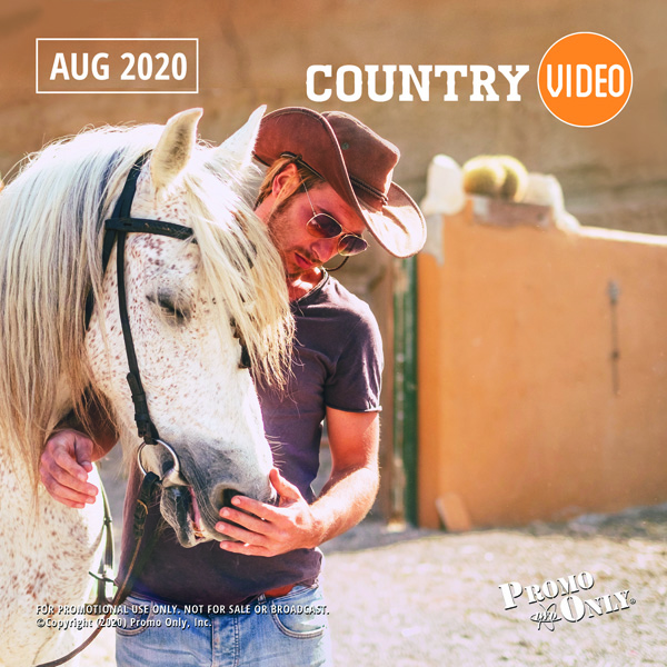 Country Video August, 2020 Album Cover