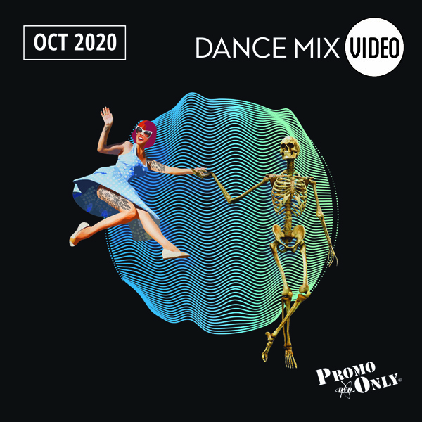 Dance Mix Video October, 2020 Album Cover